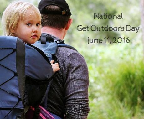 Get Outdoors This Saturday!